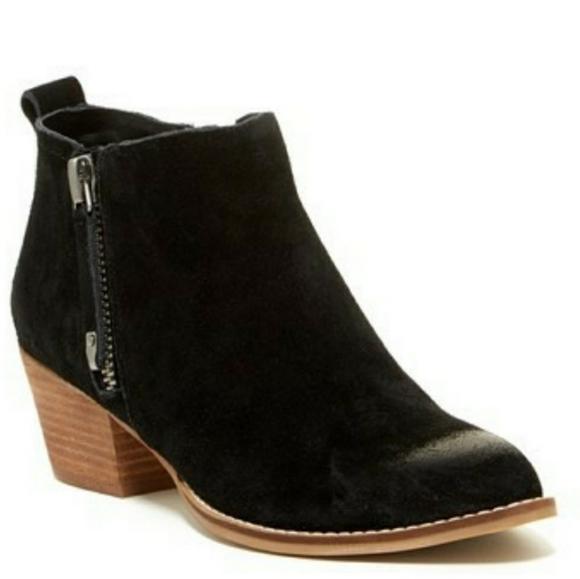 *$10 SALE* Dolce Vita Saira Zipper Ankle Boots